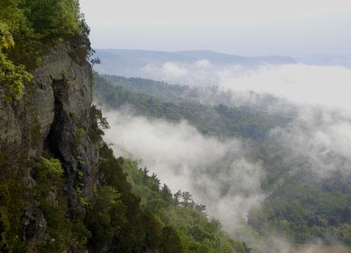 Delaware Cliffs